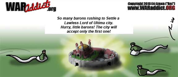 LoU Barons rushing to settle!