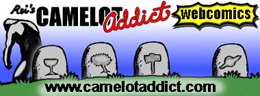 graphic for Camelot Addict!